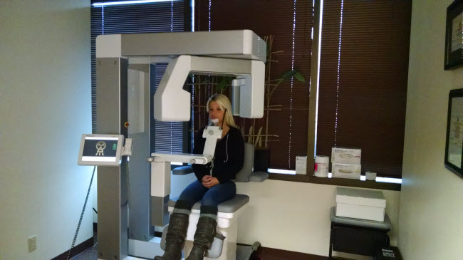 3d Cone Beam Ct Scan Cbct In Edmond Ok Revitalize